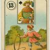 [Jack of spades (Child playing).]