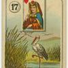 [Queen of hearts (Stork).]
