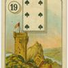 [Six of spades (Tower).]