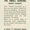 The small general.