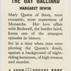 The gay galliard.