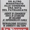 Press clipping from La Nuova Venezia