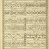 [Twenty horizontal ornamental designs.]