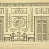 [Several design of doorways and moldings.]