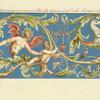 Copiato da un bellissimo fra momento antico trovato nella villa Adriana vicino Tivoli, al presente nel palazzo Farnese in Roma.