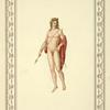 [Nude youth holding bow and arrow.]