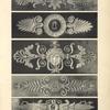 [Figure du haut.-- applique en bronze ornant un des montants d'une psyché (palais de Compiègne.][...]