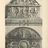 [Figure du haut.-- chenet en bronze ciselé de doré (palais de Fontainebleau).][...]