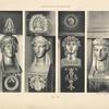 [Figure de gauche.-- bronze formant l'extrémité d'un des montants d'une psyché (palais de Compiègne.)][...]