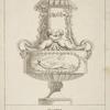IIeme cahier de vases inventés et dessinés par Forty, gravés par Laurent. [Title page.]