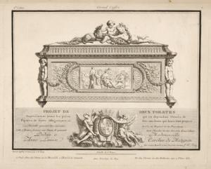 Grand coffre; [...] [Title page.]