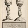 Calices; [...] Livre I. [Title page.]