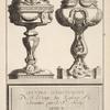 Ciboires; [...] Livre II. [Title page.]