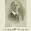 William John Locke, 1863-1930.