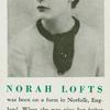 Norah Lofts,1904-1983.
