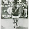 """Mama"""" Jean Devente, Grand Marshal of Christopher Street Liberation Day parade, 1972"""
