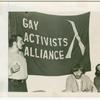 Gay Activists Alliance meeting]