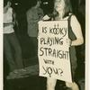 Sign: Is Kooky playing straight with you?