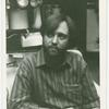 Unidentified man, apartment of Jonathan Katz, N.Y.C., 1983