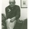 Harry Hay, apartment of Jonathan Katz, N.Y.C., 1983 [1]