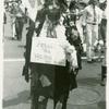 Christopher Street Liberation Day 1972. [Clown]