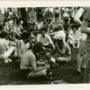 Gay pride day. Central Park, N.Y.