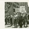 Gay pride parade, N.Y.C. Gay Atheist League.