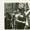N.Y. gay pride parade. Gay Atheists League.