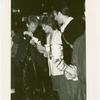 AIDS candlelight march, N.Y.C.  Jim Fouratt, Susan Sarandon