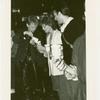 AIDS candlelight march, N.Y.C.  Jim Fouratt, Susan Sarandon