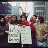 Gay Liberation Front pickets Time, Inc. [11]