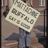 Gay rights demonstration, Albany, New York, 1971 [9].