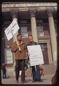 Gay rights demonstration, Albany, New York, 1971 [10].