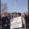 Gay rights demonstration, Albany, New York, 1971 [15]