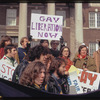 Gay rights demonstration, Albany, New York, 1971 [18]