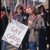 Gay rights demonstration, Albany, New York, 1971 [25]