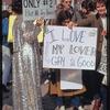 Gay rights demonstration, Albany, New York, 1971 [26]