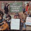 Gay rights demonstration, Albany, New York, 1971 [33]