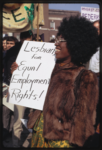 Gay rights demonstration, Albany, New York, 1971 [41].