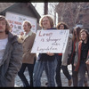 Gay rights demonstration, Albany, New York, 1971 [49]