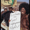 Gay rights demonstration, Albany, New York, 1971 [57].