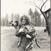 Teresa Trull with dog