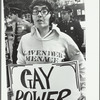 "Ida"", member of the Gay Liberation Front and Lavender Menace."