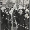 Gay rights demonstration in Albany, NY, 1971.