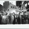 Gay Liberation Front marches on Times Square, New York City, 1969 [2].