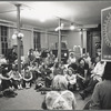 Gay Liberation Front meeting at Washington Square Methodist Church, New York, 1970.