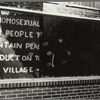 Stonewall Inn Window