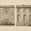 Trianon sous bois; motifs des pavillons; motifs des façades.