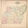 Map of Albany County