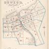 Map of the City of Oswego, New York [Index Plate]